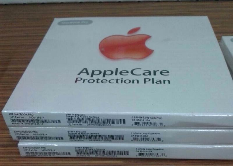 ขายapple care for MacBookPro15