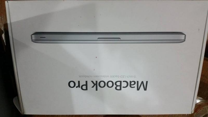 13.3-inch Macbook Pro หาย