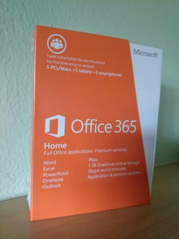 Office 365 1 ปี 5Mac+5PC
