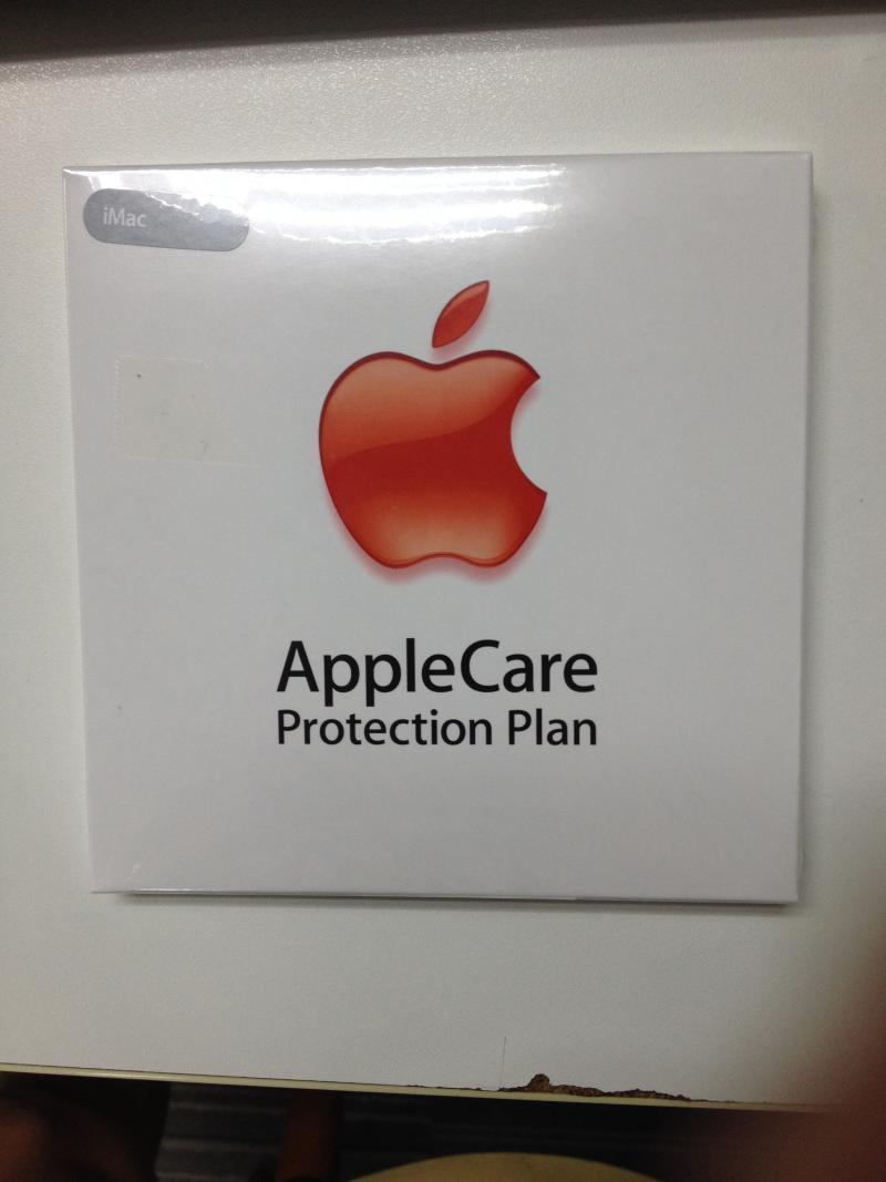 Apple Care iMac