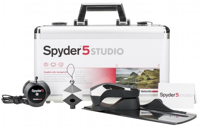 ให้เช่า เครื่อง Carlibrate (คาริเบรต) หน้าจอ Spyder Studio , Spyder 5 Elite,