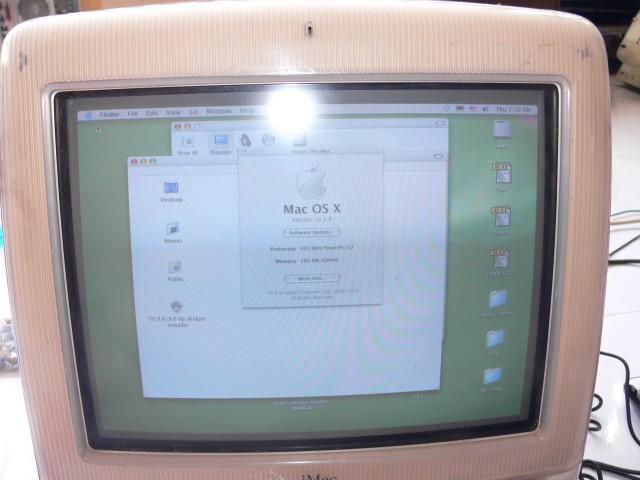 ขาย  iMac G3 ( ขายแล้วครับ)