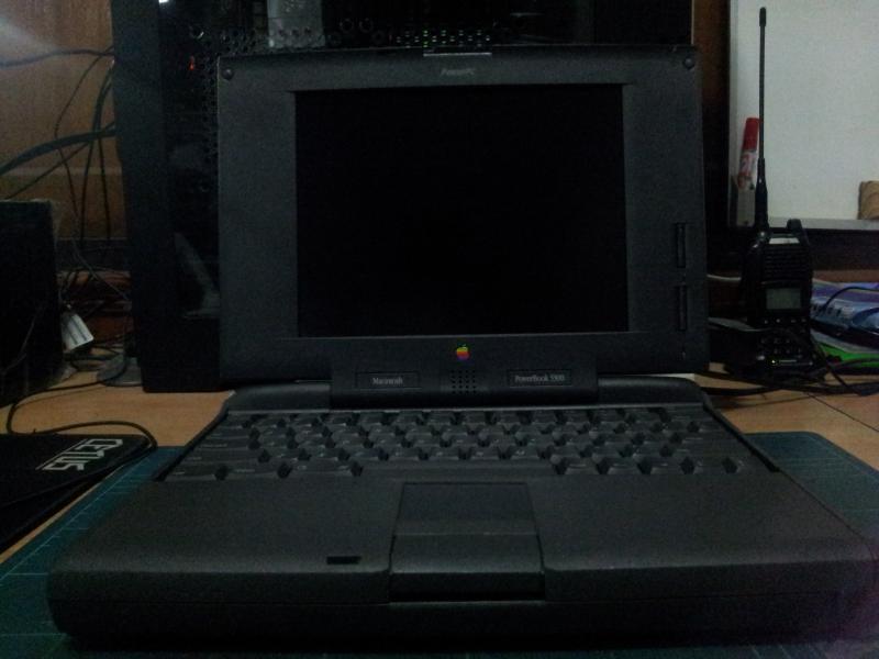 ขาย PowerBook 5300 พร้อมที่ชาร์ต