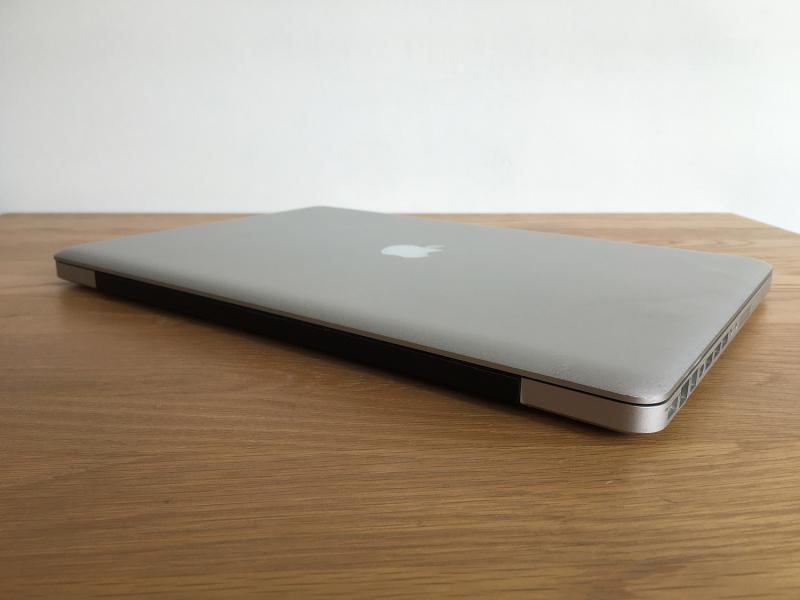 #ของหายาก อัพเกรดให้แล้ว MacBook Pro 17-inch (Late 2011) 2.4GHz i7 แรม 8GB SSD 240GB ราคาไม่แพง