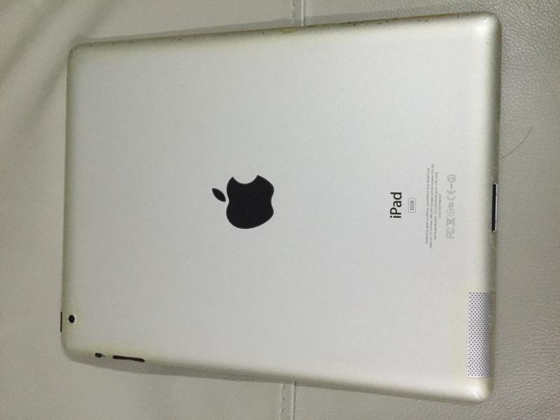 ขาย iPad 2 32GB wifi สีดำ