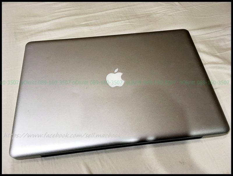 จอใหญ่สะใจ MacBook Pro 17นิ้ว i5 2.53GHz. แรม 4g hdd 320g ปี2010 การ์ดจอ 2ตัว ใช้งานเยี่ยม เทรินได้ รับบัตรเครดิต