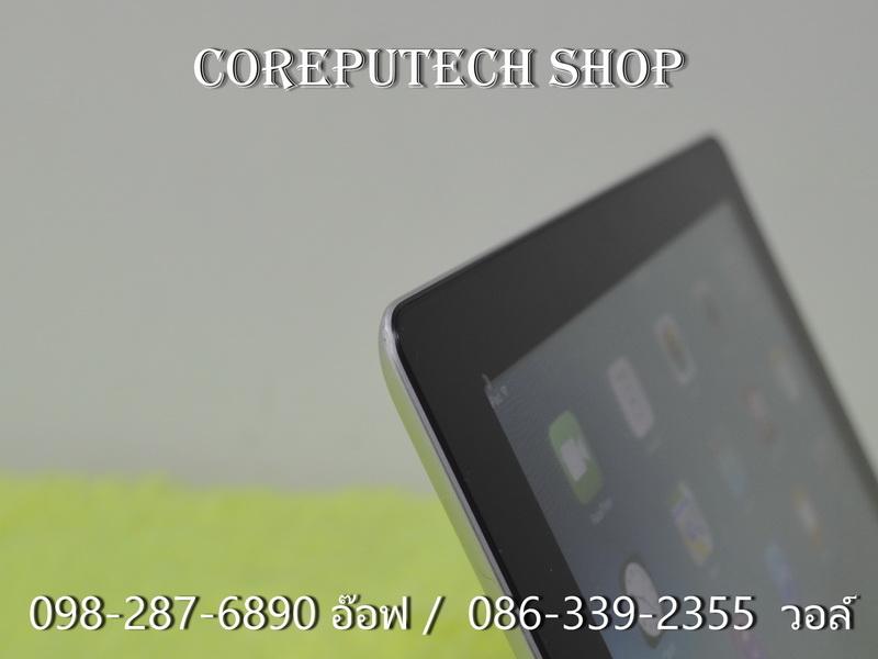 iPad 4 Wi-Fi 16GB สีดำ สภาพสวยๆ ราคาไม่แพงครับ