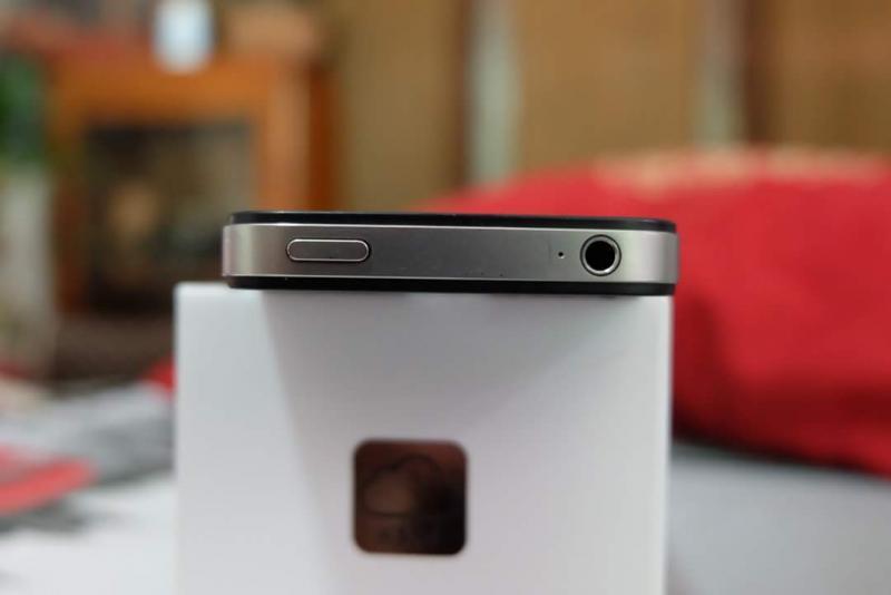 ขาย iphone4s 16g ศุนย์ไทย สภาพ99
