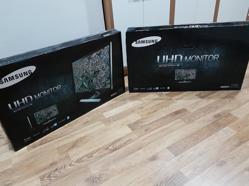 Samsung UHD 4K รุ่น UD590 28