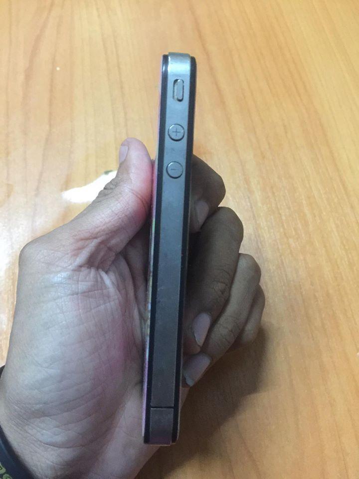ขาย iPhone 4 สีดำ 16GB (เครื่องแท้) เครื่องผู้หญิงใช้ 1800฿