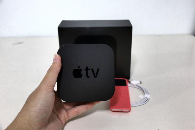 AppleTV 4thGen 32gb สภาพ99%