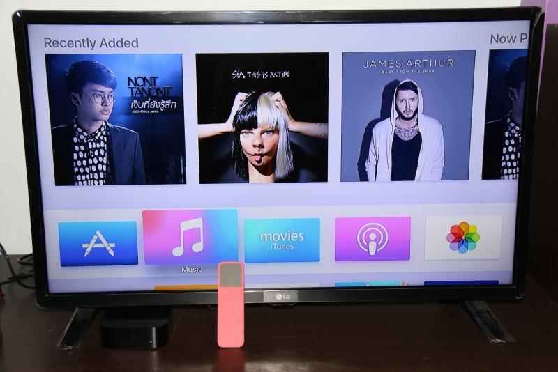 AppleTV 4thGen 32gb สภาพ99%