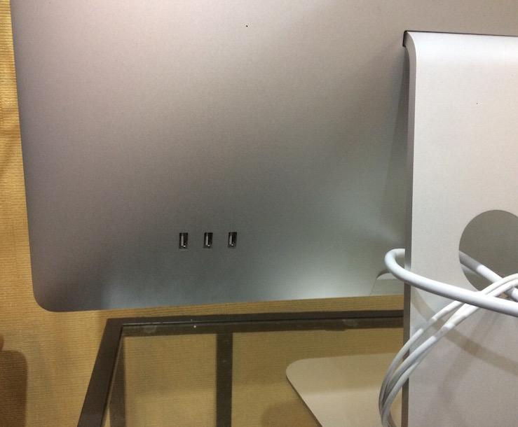 Apple LED Cinema Display 24-inch  จอใสไม่เหลือง ไม่เดธ ไม่ไบร์