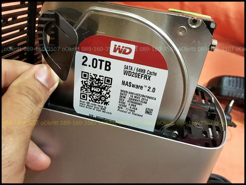 ขาย Western Digital MyBook Thunderbolt Duo 3.5