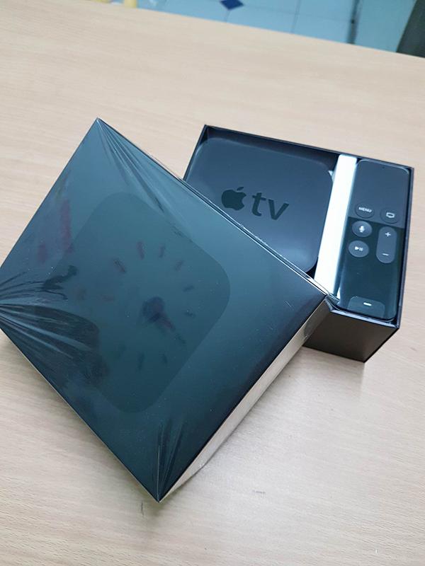 [ขายแล้ว] Apple TV 4th Gen 32GB ประกันเหลือ สภาพดีมาก 5,500 บาท