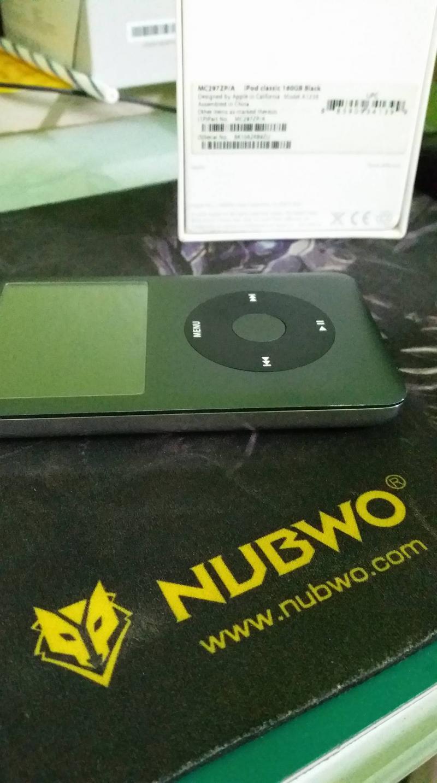 ขออนุญาติขาย iPod Classic 160GB