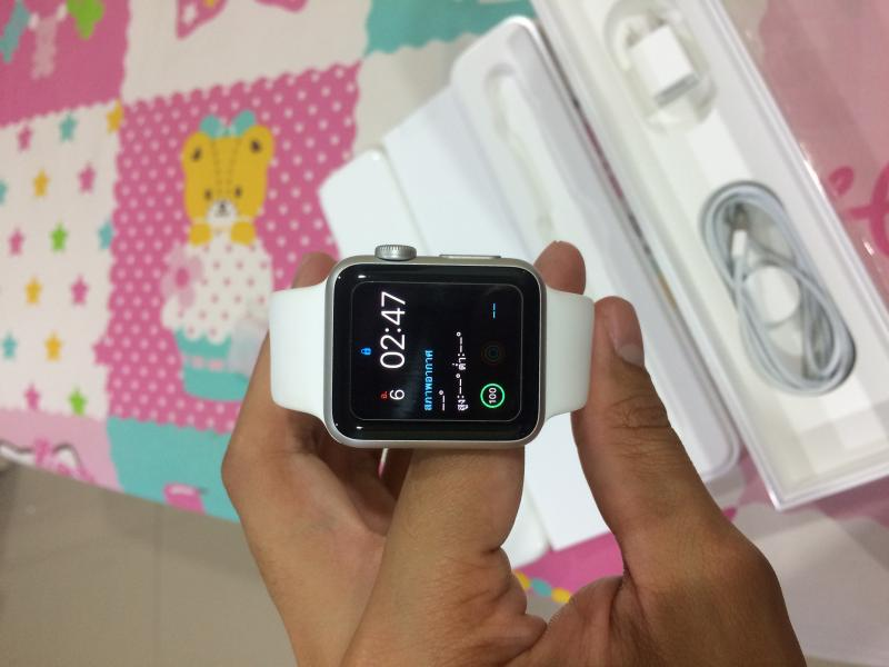 Apple watch 38 mm สภาพนางฟ้ามากๆๆ