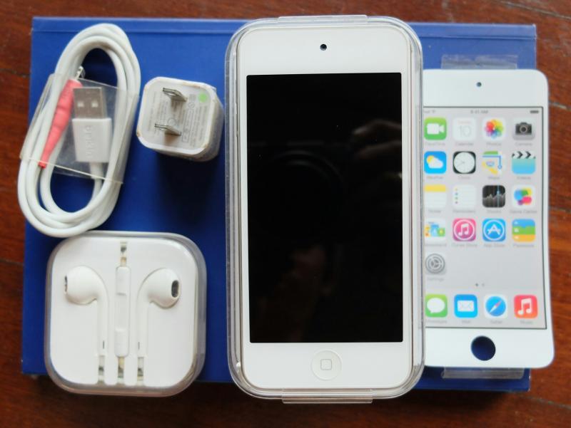 ขาย iPod Touch 32Gb Gen 5 สภาพใหม่