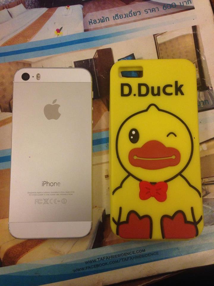 ขาย iPhone 5s สภาพนางฟ้า อุปกรณ์ครบกล่อง