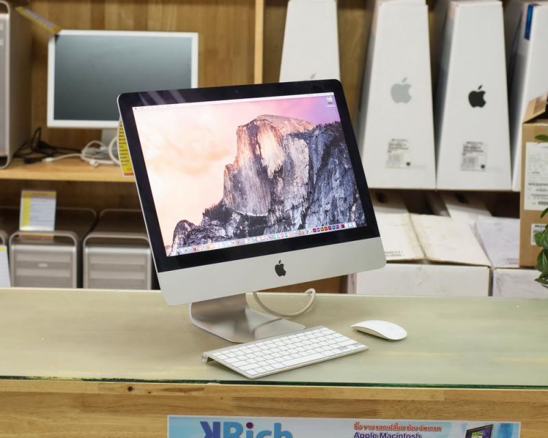 ขาย iMac 21.5-inch Late2013 TOP MODEL Core i5 2.9GHz RAM 8GB HDD 1TB Nvidia GeForce GT 750M 1GB เครื่องสวย พร้อม Apple Keyboard+Magic Mouse Apple Care Warranty 04-02-17