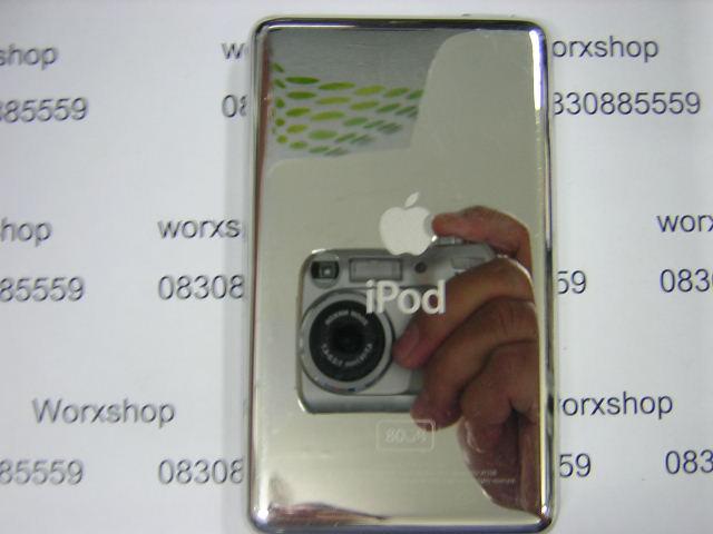 ขาย ipod Classic 80g Gen 6 สีเทา