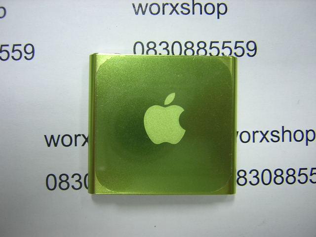 ขาย Ipod Nano Gen 6 16g สภาพงามๆ สีเขียว