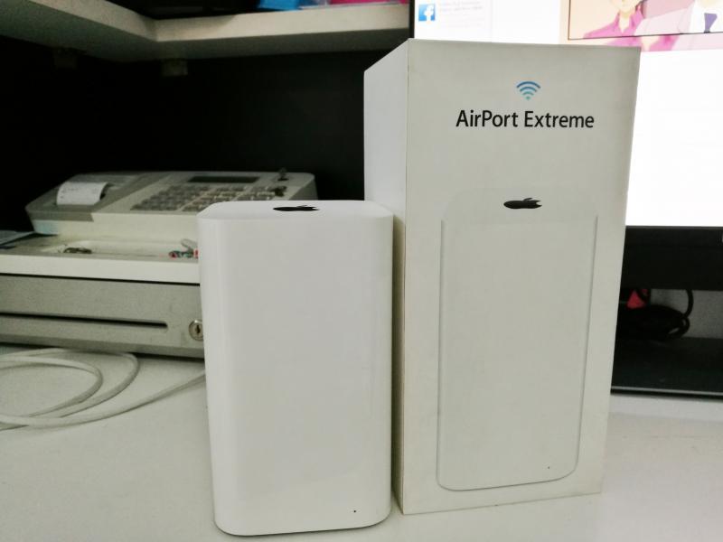 apple airport extream ล่าสุด