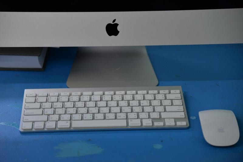 ขาย iMac 21.5 Late 2013 (ชื้อเมื่อ ส.ค. 2015)