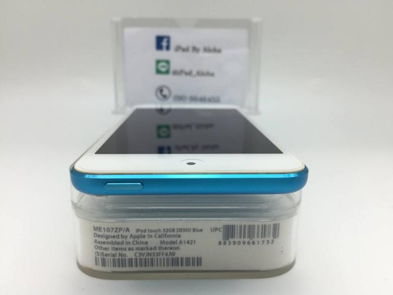 iPod Touch5 32g สีฟ้า