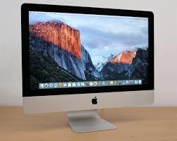 iMac 21.5-inch Mid 2014 Core i5 Ram 8GB HDD 500GB พร้อมกล่อง