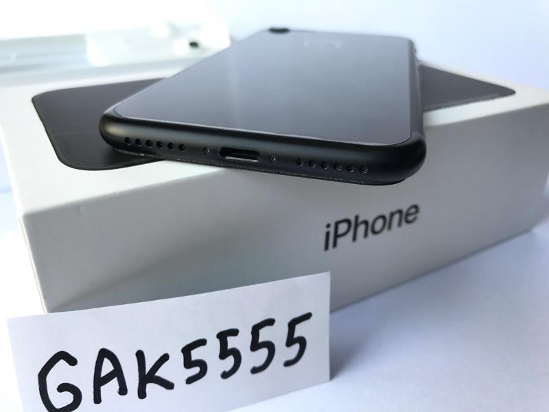 ขาย iphone 7 black ดำด้าน 128 gb เครื่องศูนย์ ใหม่กริ๊บ