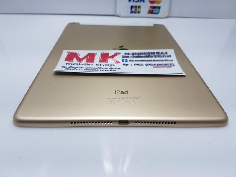 @@@@@ ขาย/แลก Ipad Air 2 16 gb ใส่ซิมได้ สีทอง เครื่องไทยยกกล่อง สภาพงาม