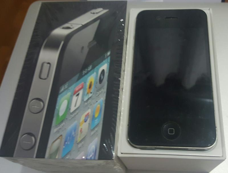 ขาย iPhone 4 16GB เครื่องศูนย์