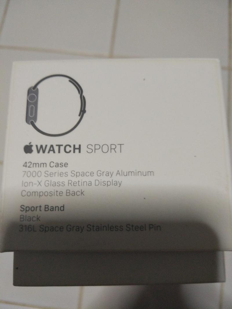 ขาย iwatch 42mm สีดำ