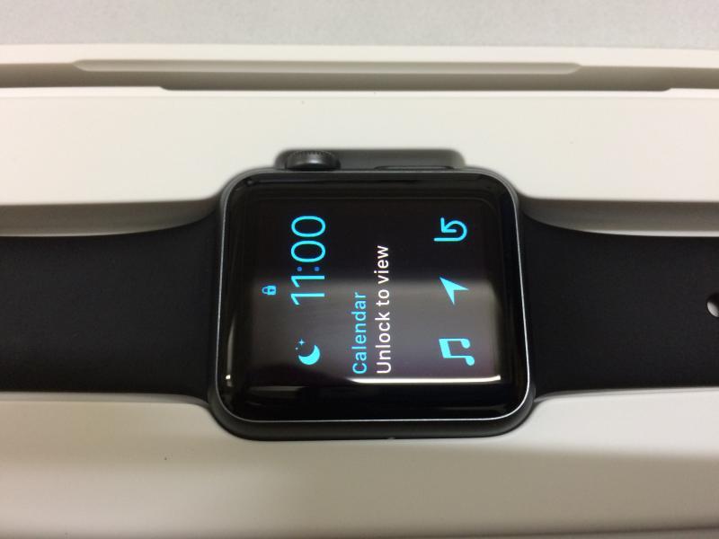 Apple Watch Sport รุ่นแรก 38mm