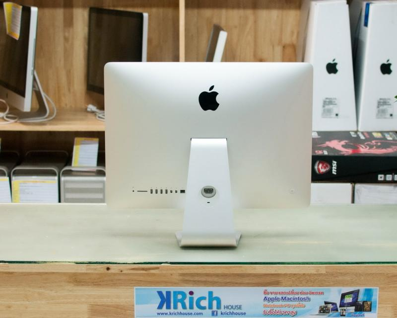 ขาย iMac 21.5-inch Late2012 Core i5 2.7GHz RAM 8GB HDD 1TB Nvidia GeForce GT640M 512MB ครบกล่อง สภาพสวย ขายไม่แพงครับ