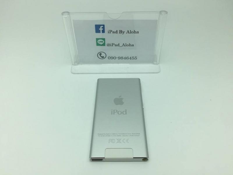 iPod Nano7 16g สีขาว สภาพใหม่ ไม่มีรอย
