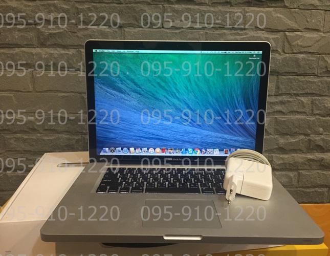 ขาย macbook pro 15