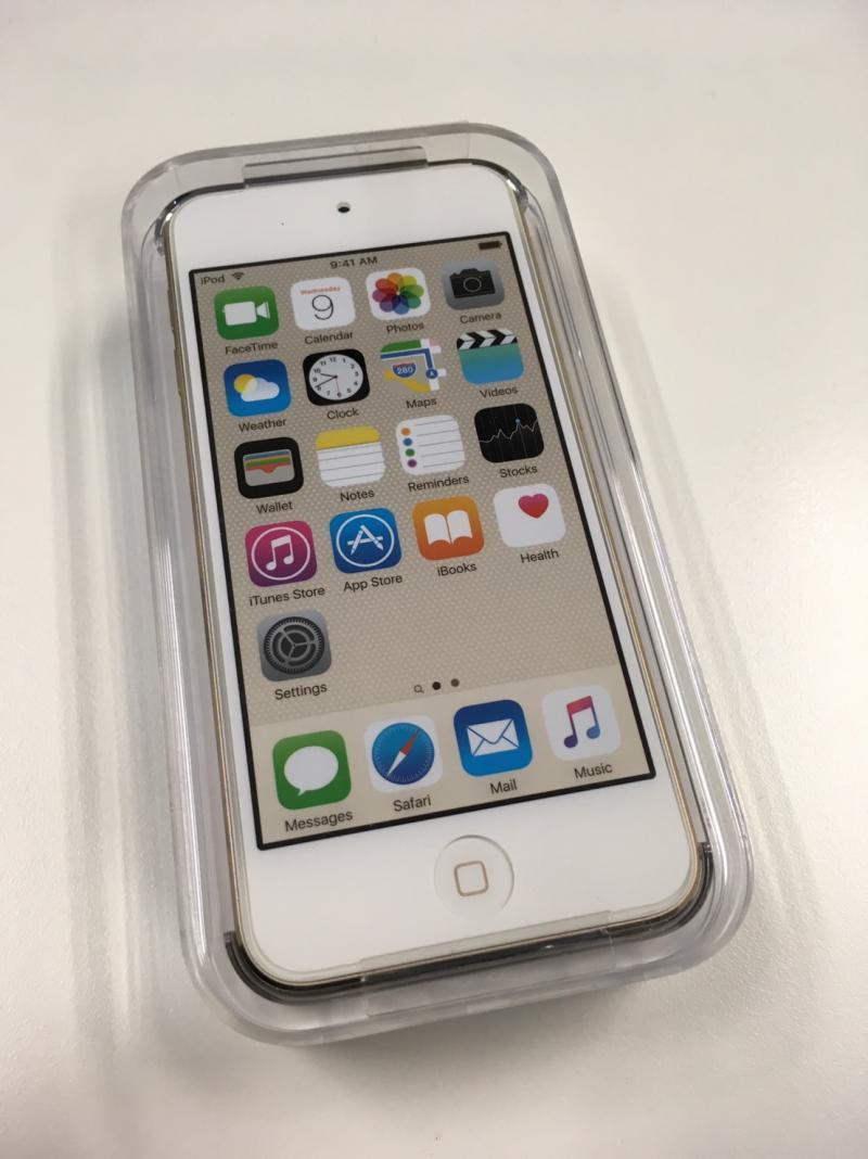 ขาย ipod touch 32 gb gen 6  เครื่องใหม่