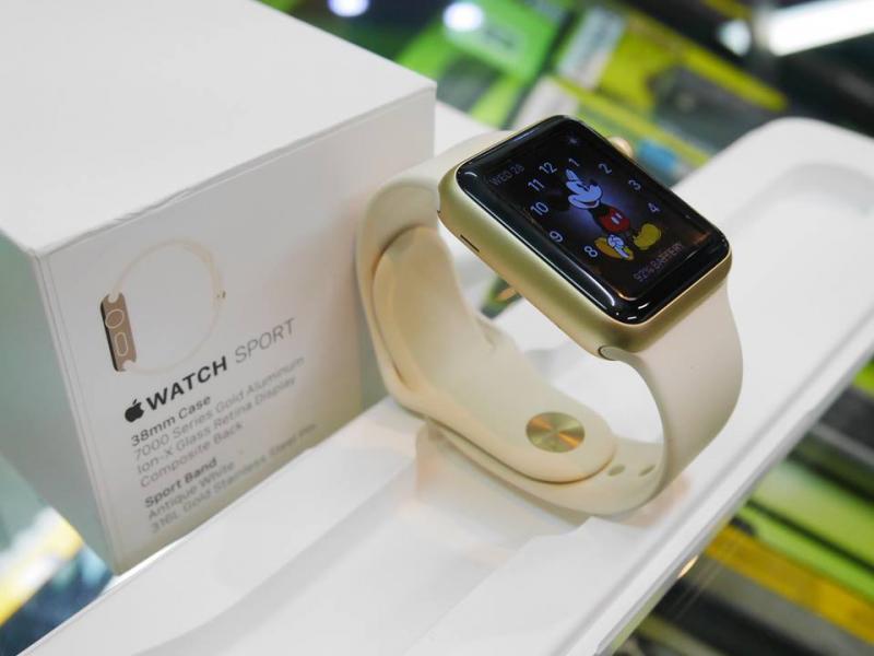 APW0072-Apple Watch Sport 38mm (1st generation)