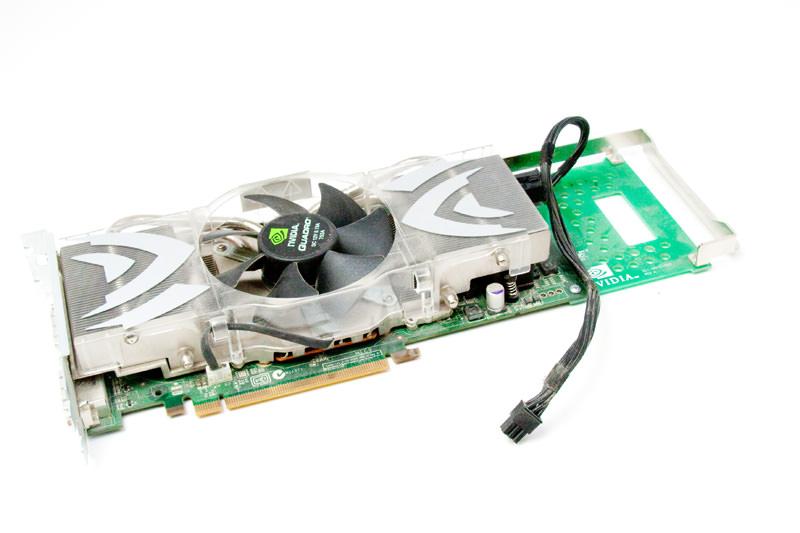 ตามหาการ์ดจอ Nvidia Quadro FX4500