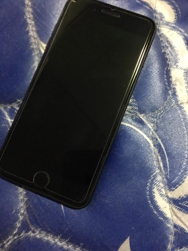 iPhone7 Plus 256g สีดำด้าน