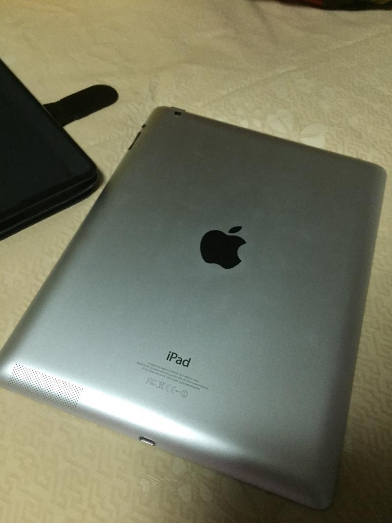 Ipad 4 Retina 64GB WiFi สีดำ