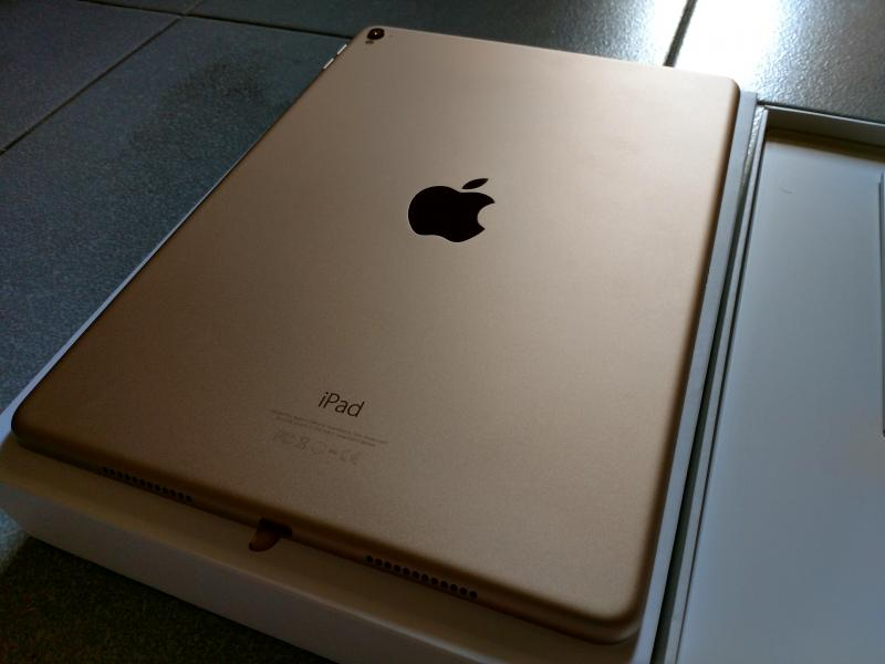 ขาย Ipad Pro 9.7 wifi only Gold 128GB