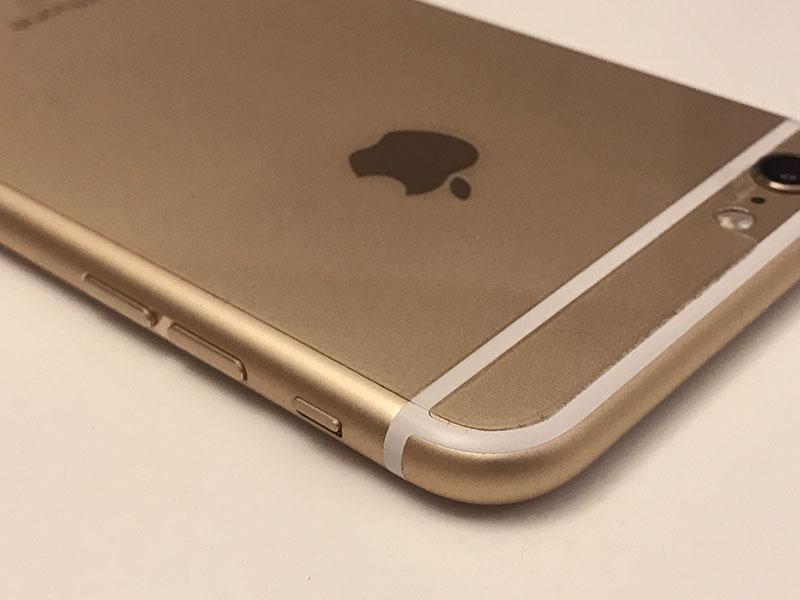 ขาย iPhone 6s 16GB สีทอง สภาพ 99% / ยกกล่อง / ของแถมเพียบ