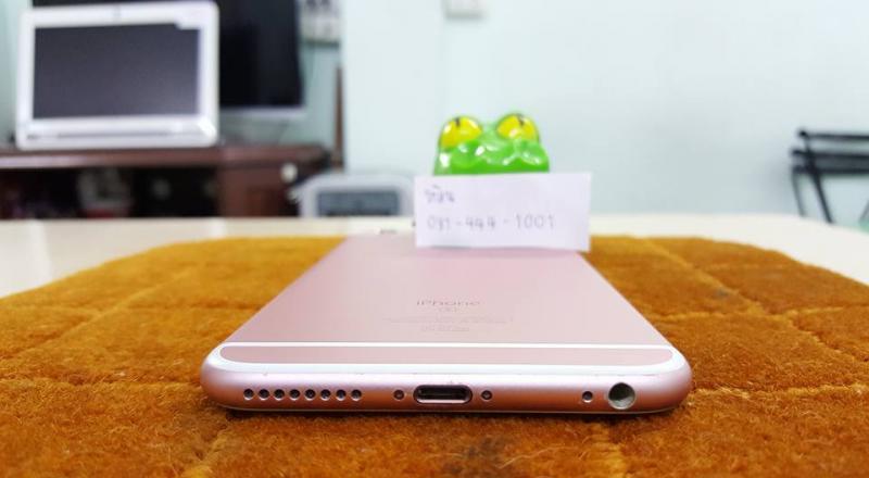ขายจ้า  iPhone 6S Plus 64 GB สีชมพู สภาพนางฟ้า