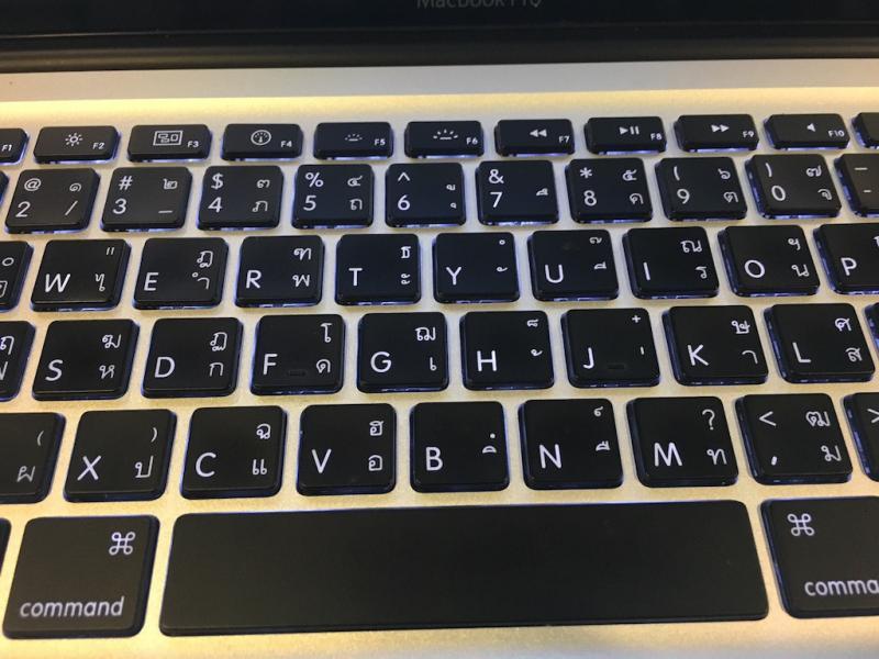 Macbook Pro 15 นิ้ว i5 2.53 ปี Mid 2010 for sale