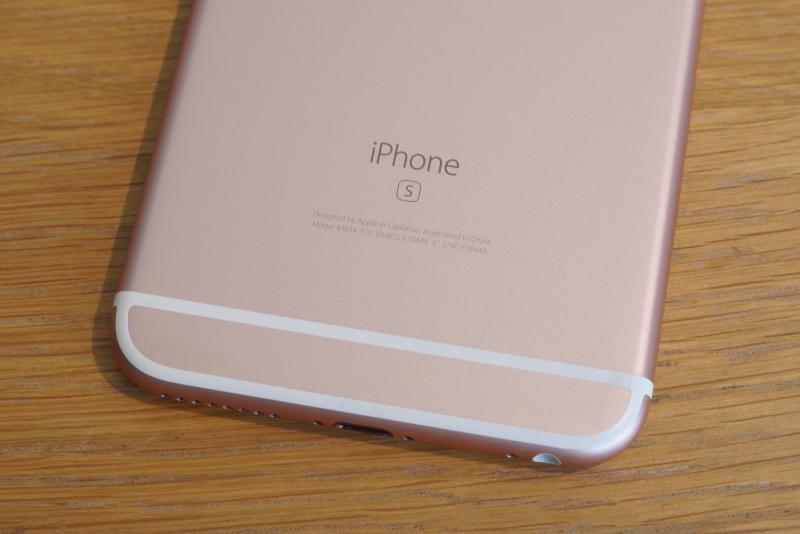 ขาย iPhone 6S Plus 16GB สีชมพู Rose Gold สภาพดีมาก ยกกล่อง ไม่มีตำหนิ อุปกรณ์ในกล่องไม่เคยแกะใช้