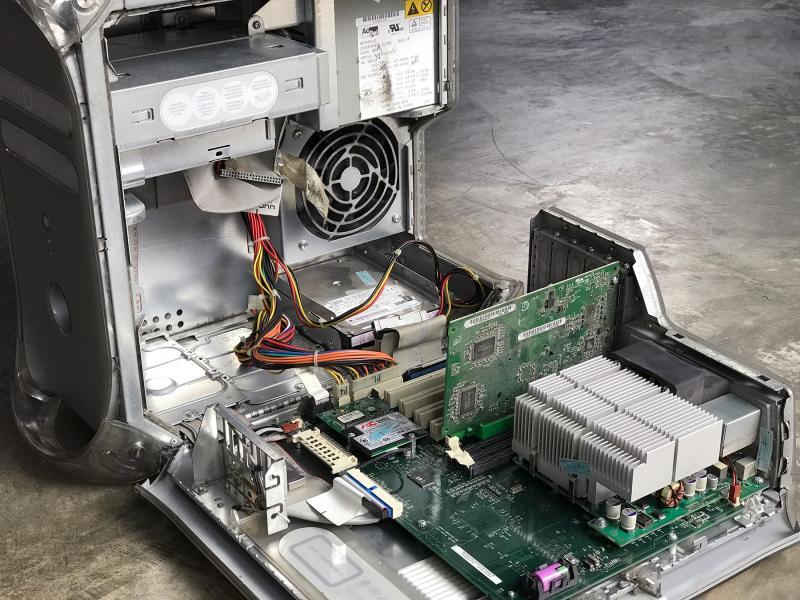 ขายของสะสม Power Mac G4