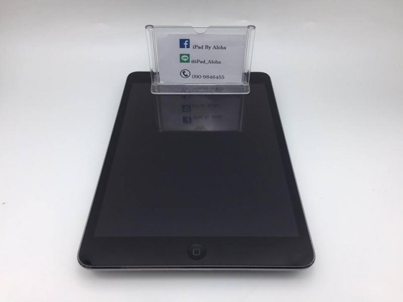 iPad Mini2 32g wifi cellular สีดำ สภาพใหม่